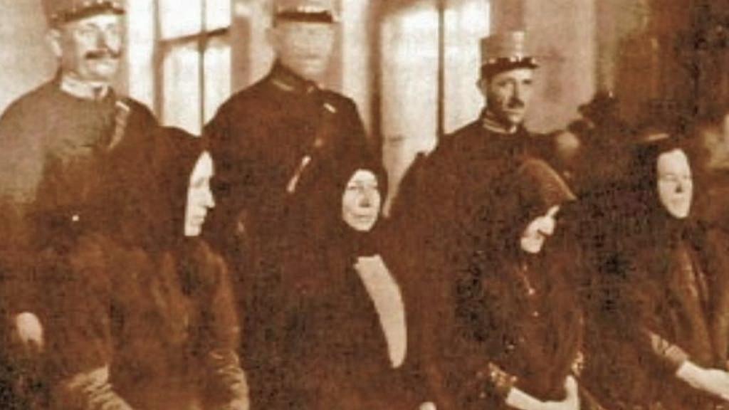 Maďarské andělíčkářky před soudem