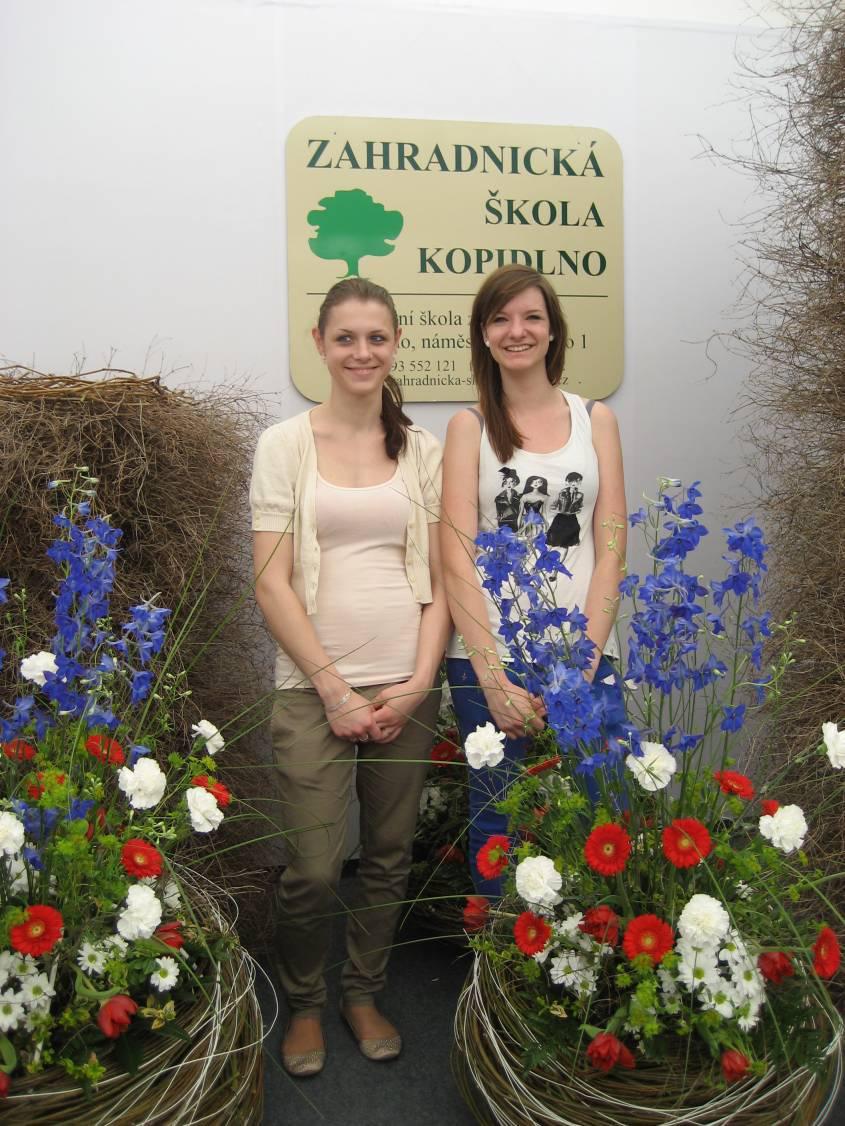 Zahradnice z Kopidlna