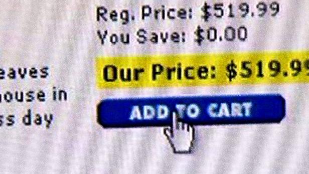 Nákup v internetovém obchodě