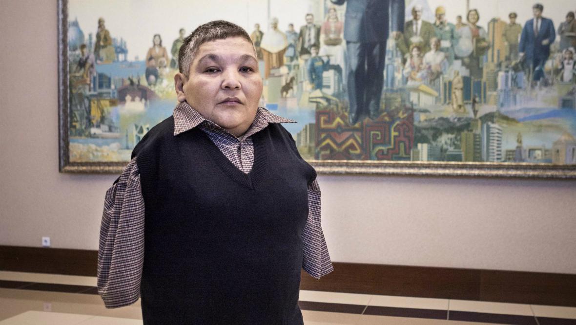 Karipbek Kujukov
