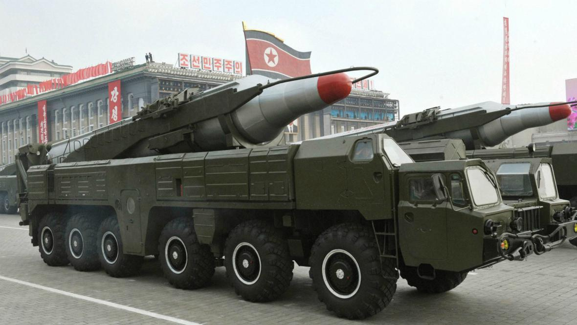 Rakety Musudan