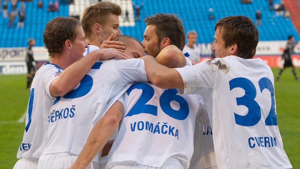 Fotbalisté FC Baník Ostrava