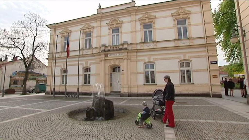 Městský úřad ve Frýdlantě nad Ostravicí