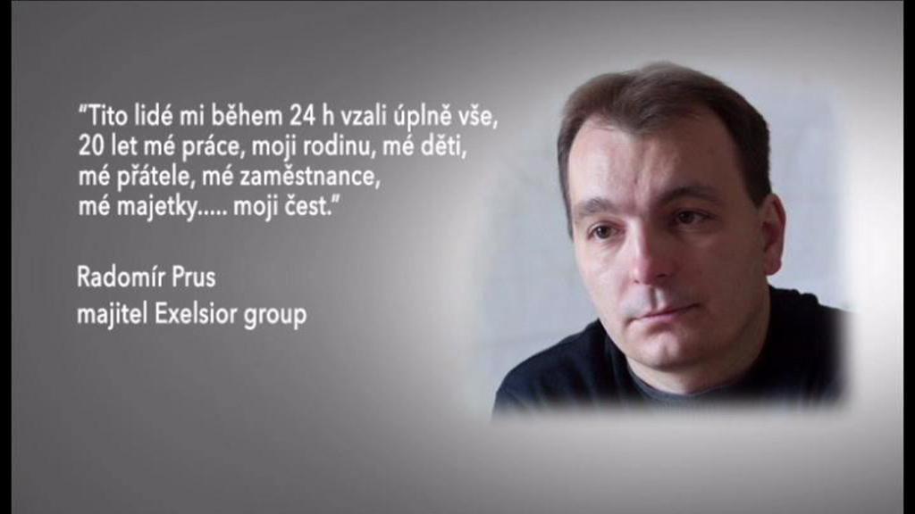 Radomír Prus - vyjádření