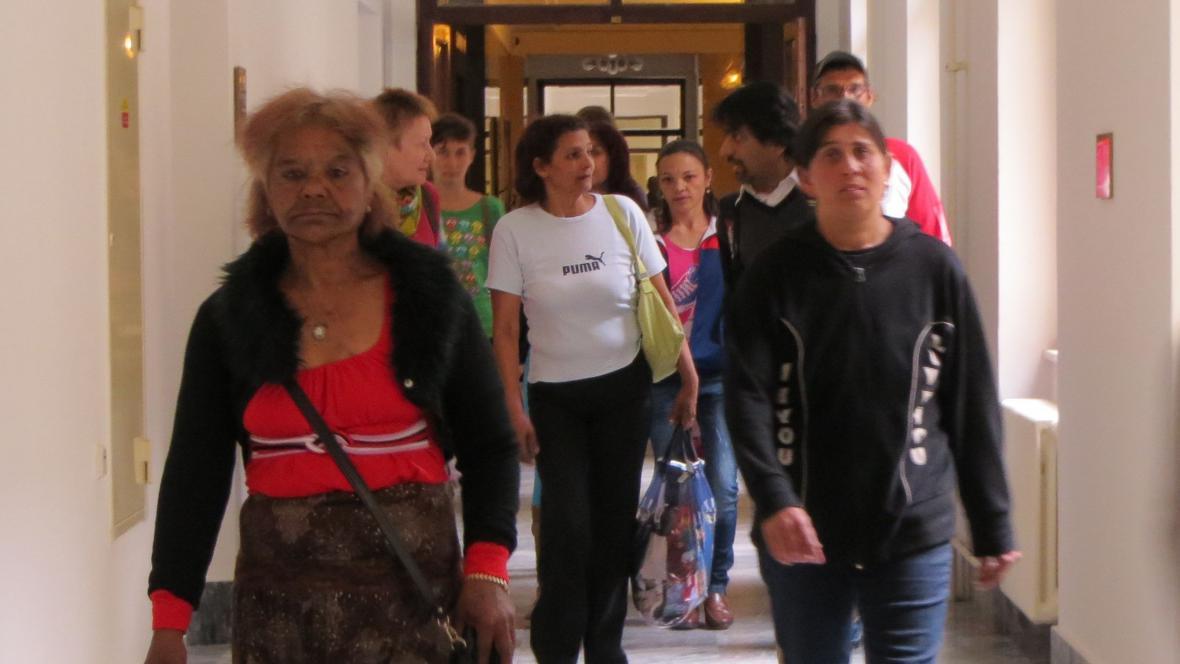 Lidé z Přednádraží jdou na radnici