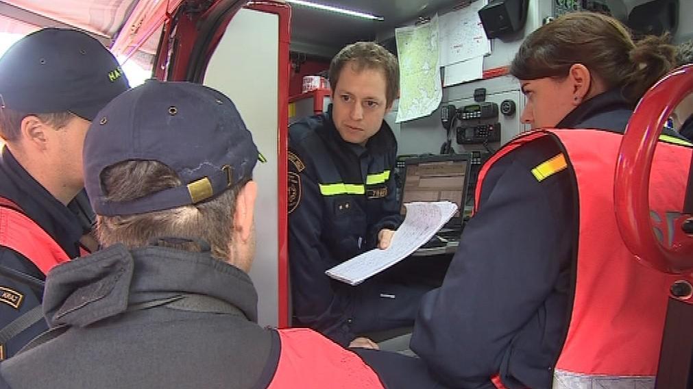 Dobrovolní záchranáři pracují zadarmo