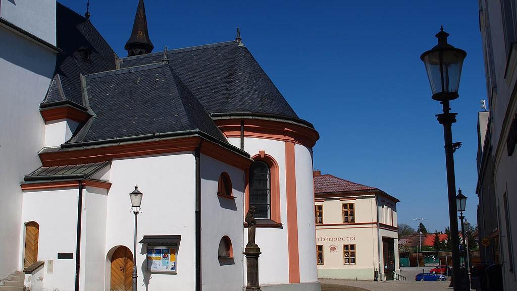 kostel sv. Jakuba v Místku