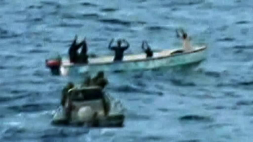 Zajetí somálských pirátů
