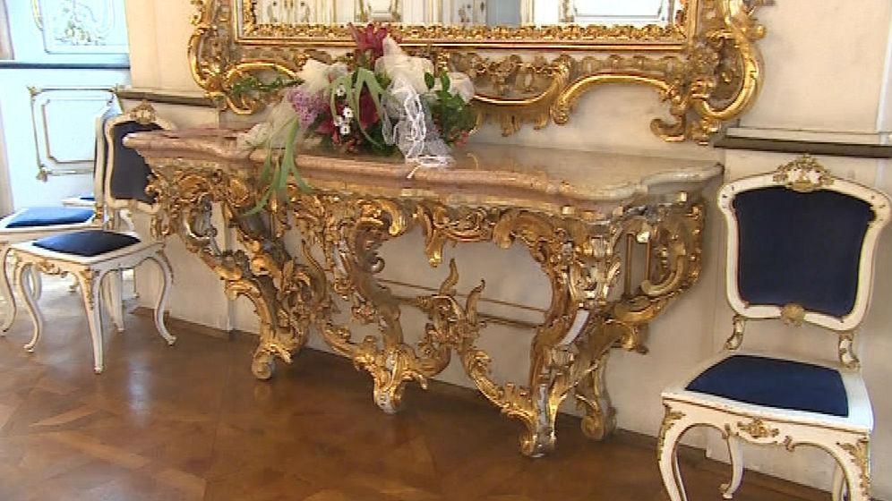 Film Amadeus se natáčel na zámku v Kroměříži