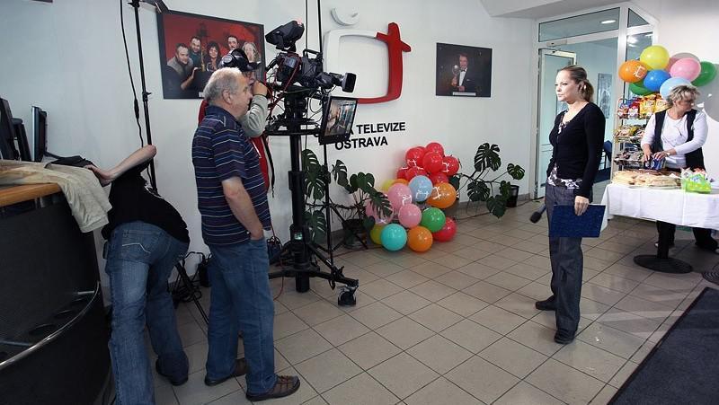 Den otevřených dveří v Ostravě