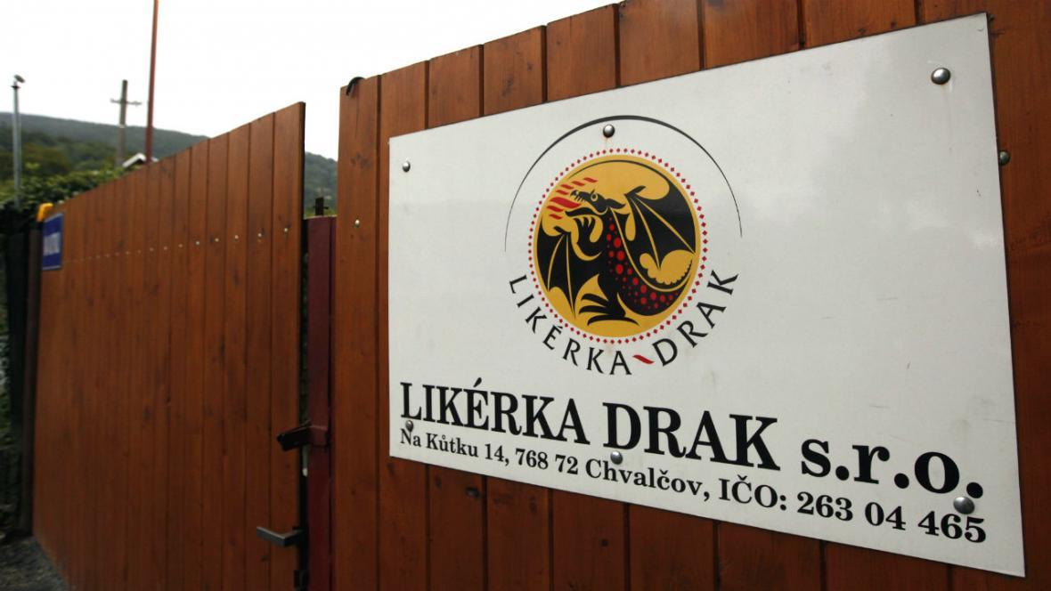 Likérka Drak