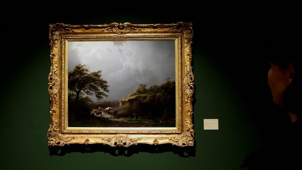 Z výstavy Pohledem romantika