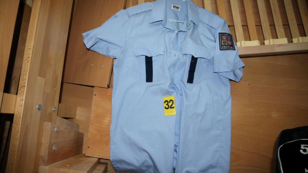 Policejní uniforma