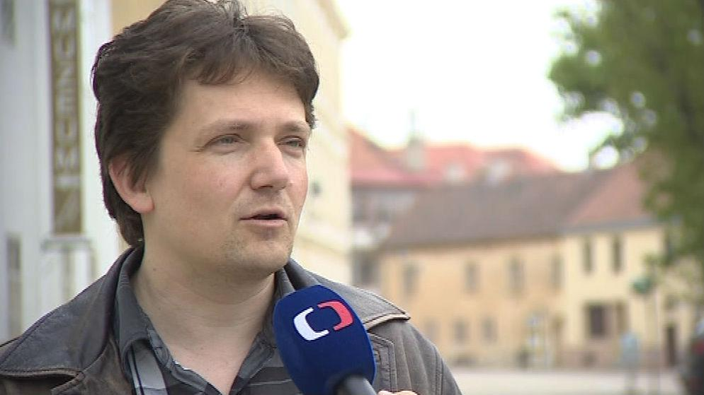 Opoziční zastupitel Jiří Kacetl najmutí externí firmy odmítá