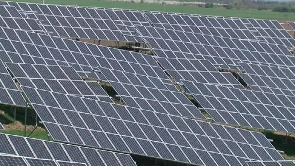 Solární elektrárna v Moravské Nové Vsi