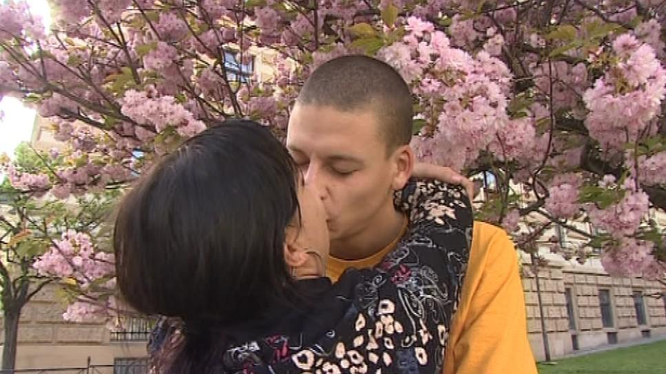 Prvomájový polibek
