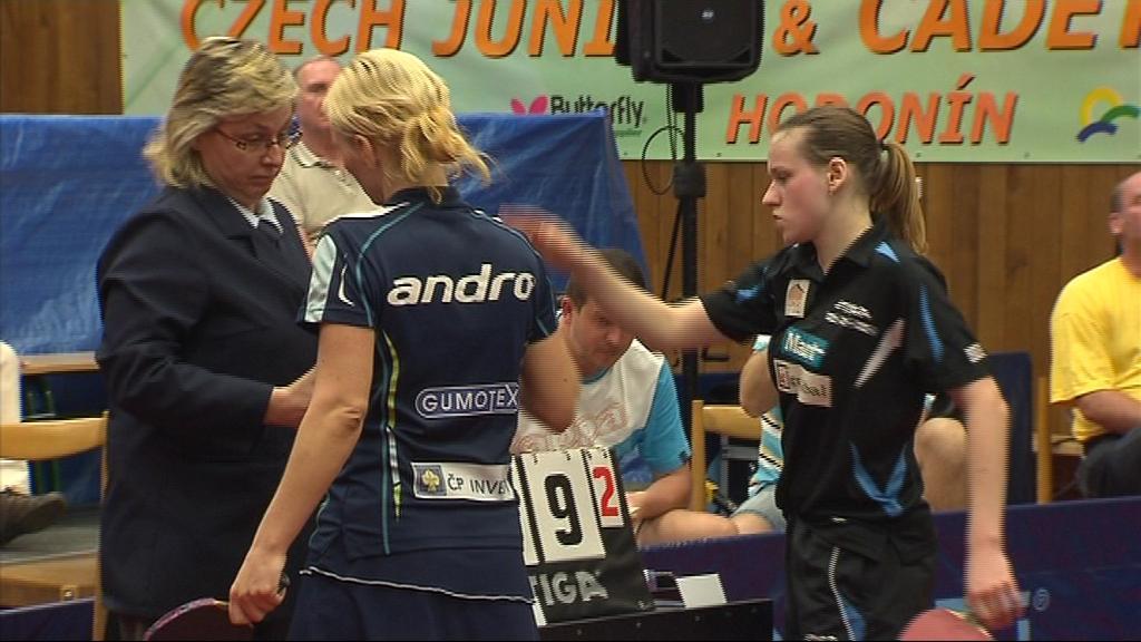 Břeclav se ujala vedení 2:1 ve finálové sérii