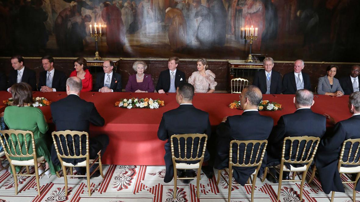 Abdikace nizozemské královny Beatrix