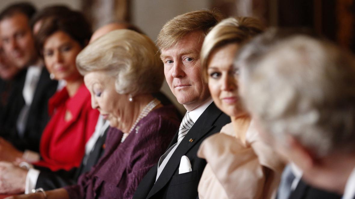 Abdikace královny Beatrix