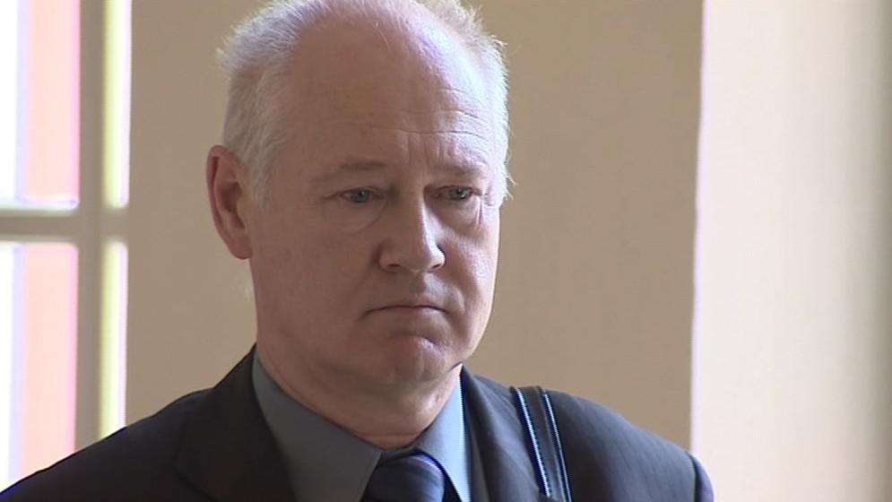 Lékař Ladislav Křoustek