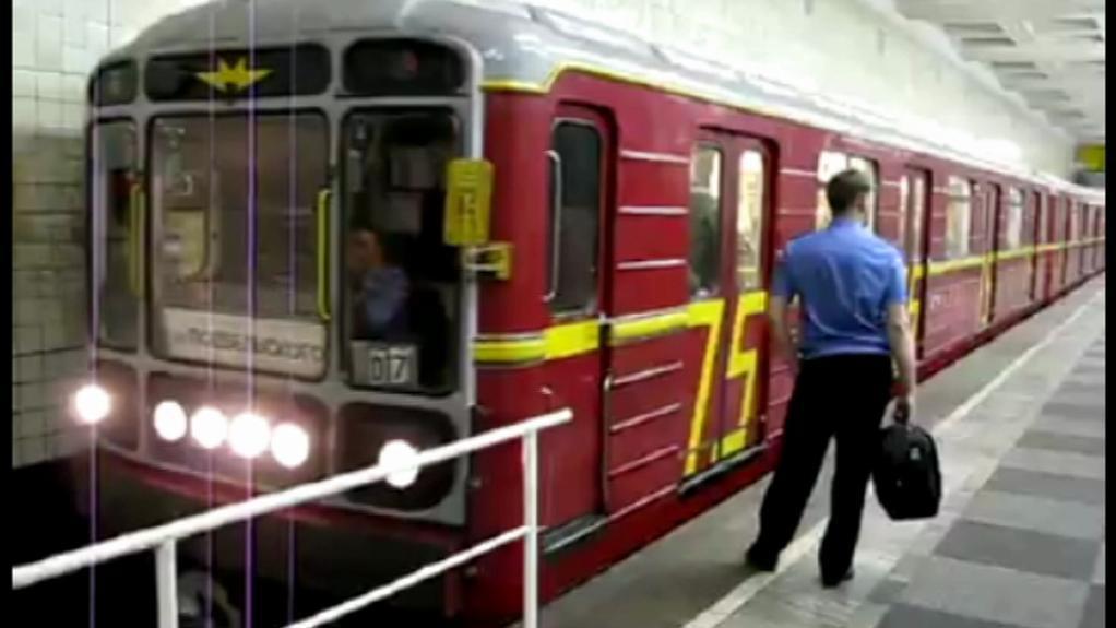 Ruský vagon metra