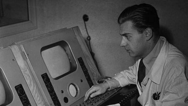 Začátky vysílání Československé televize