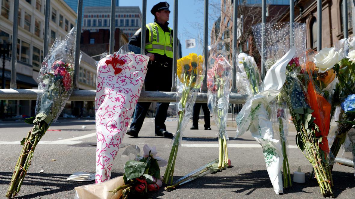 Smutek v Bostonu