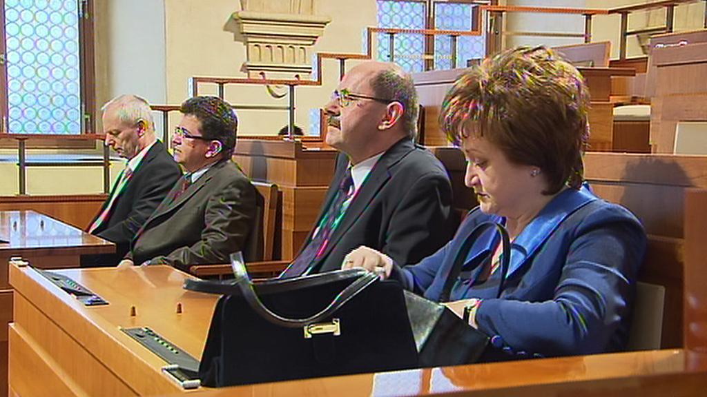 Noví ústavní soudci