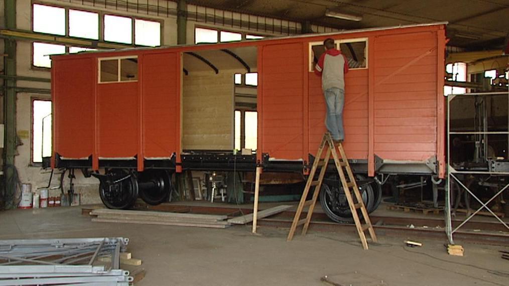 Oprava vagónu