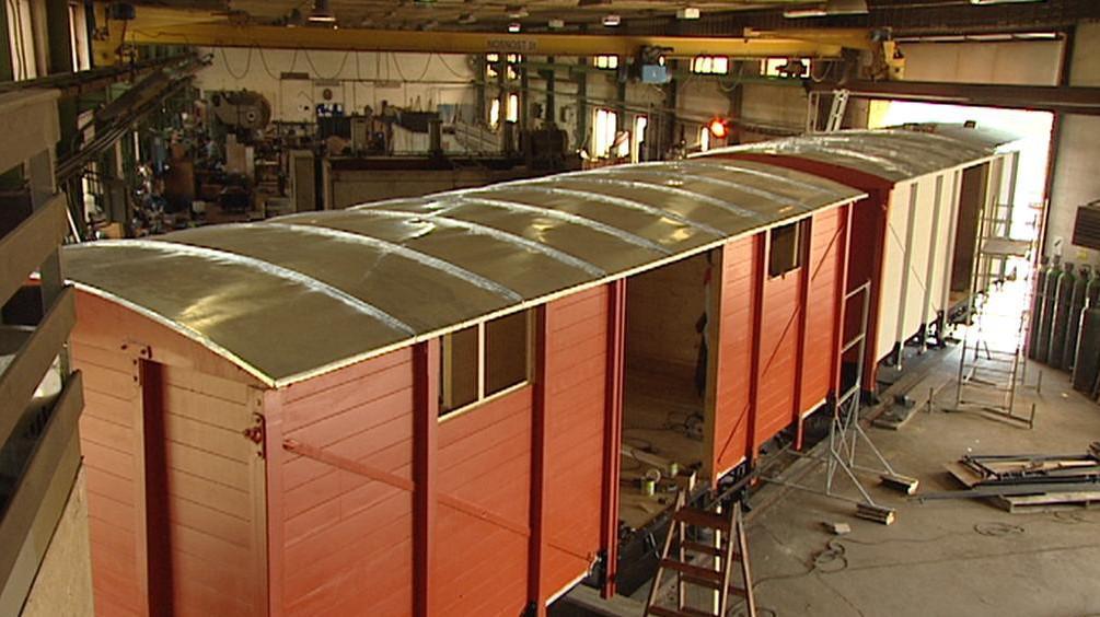 Rekonstrukce vagónů