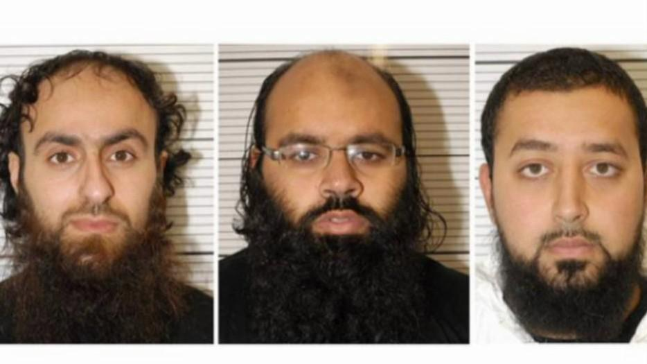 Odsouzení islamisté