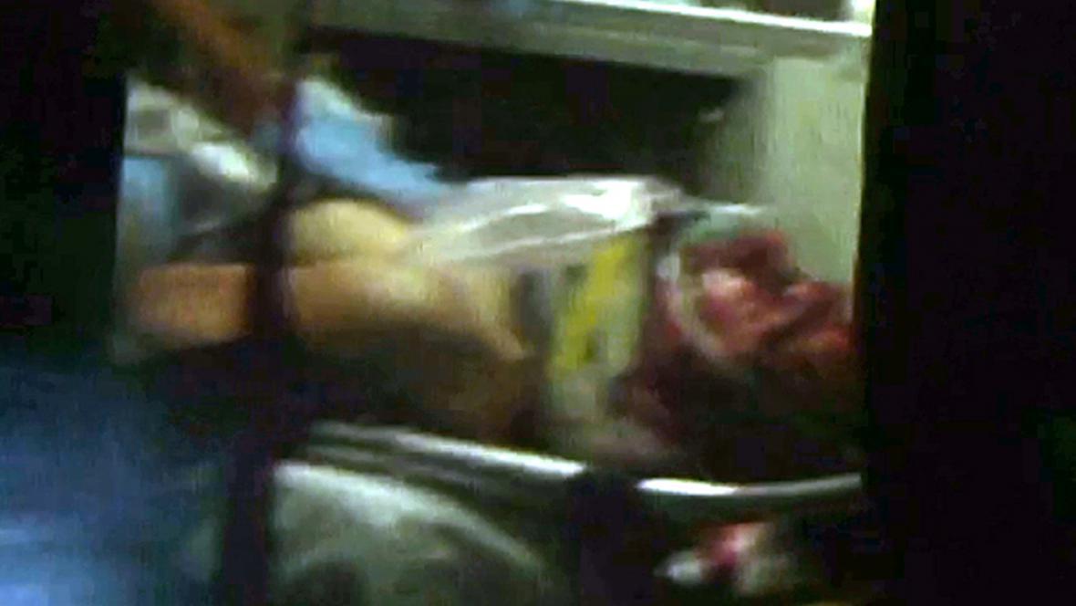 Zadržení zraněného Džochara Carnajeva