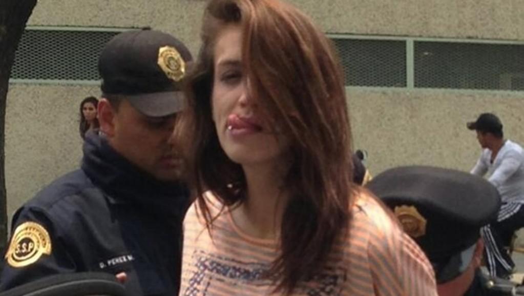 Zadržená žena