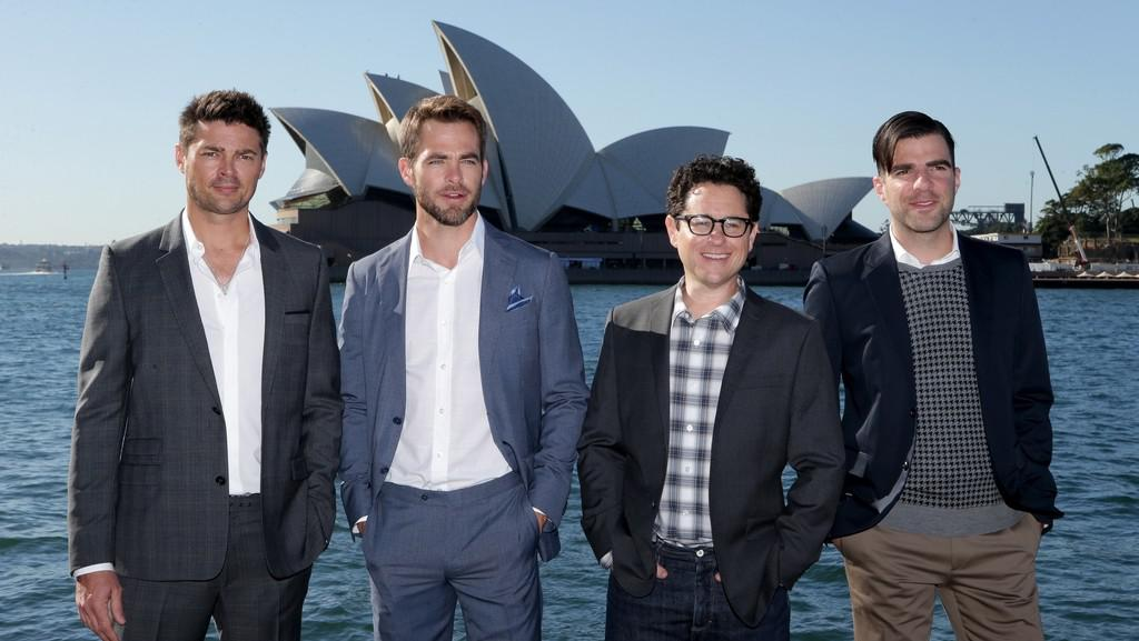 Premiéra filmu Star Trek: Do temnoty v Sydney