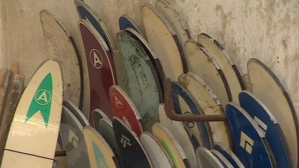 Výroba lyží tu má dlouhou tradici