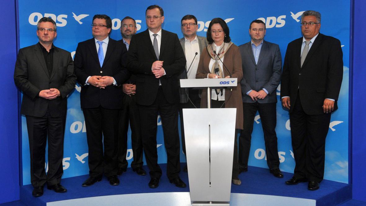 Výkonná rada ODS