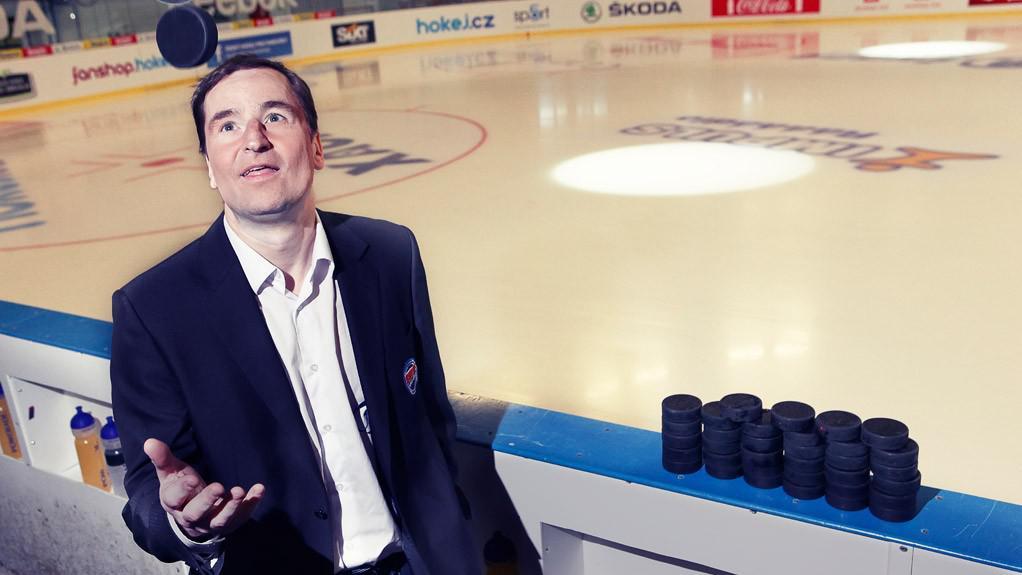 Sportovní šéfkomentátor ČT Robert Záruba