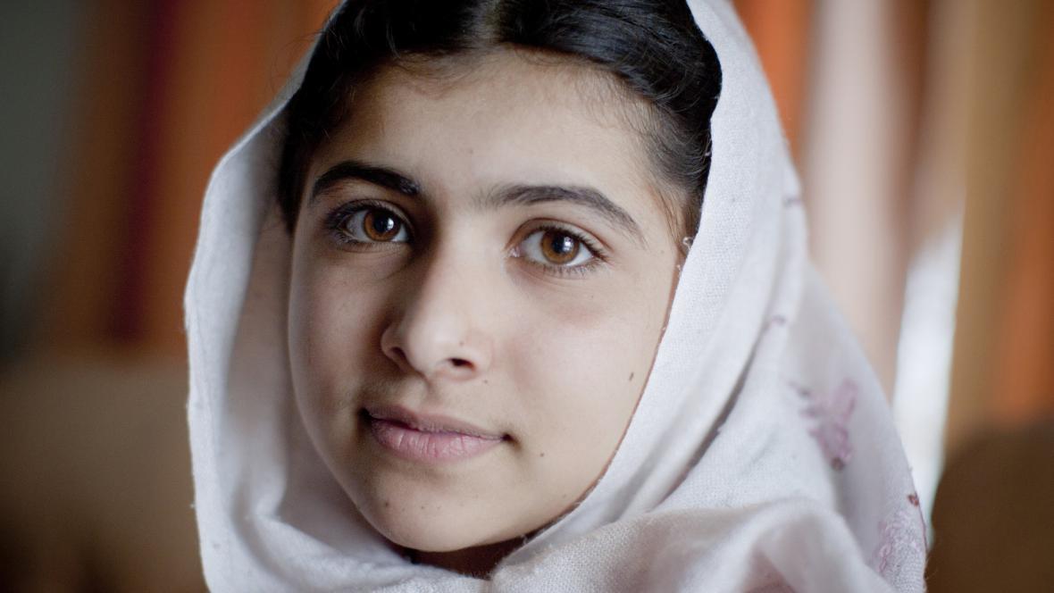 Malala v roce 2009