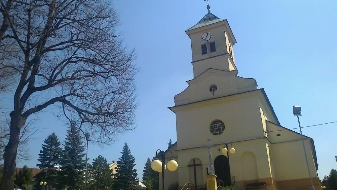 Kostel sv. Václava v Korytné