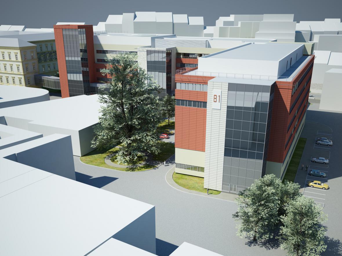 Mezinárodní centrum klinického výzkumu (ICRC)