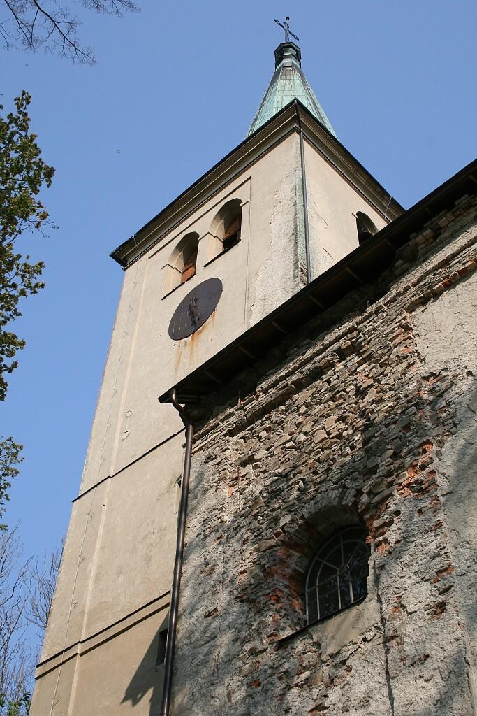Kostel Povýšení sv. Kříže v Libavé
