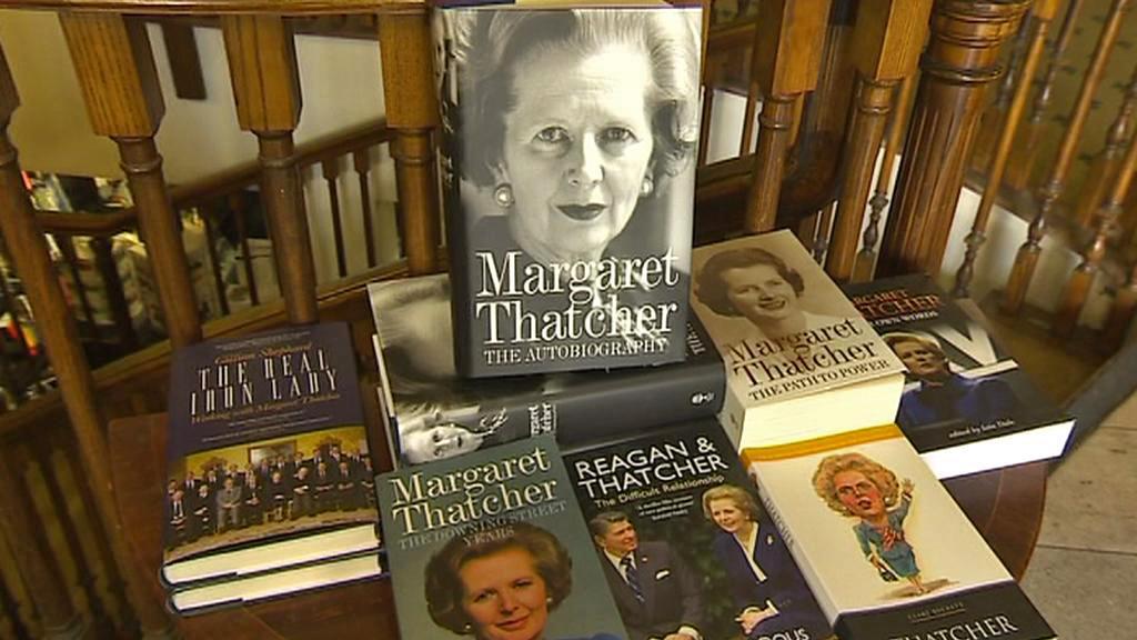 Prodej knih o Thatcherové jen v Londýně stoupl od pohřbu až o 800 procent
