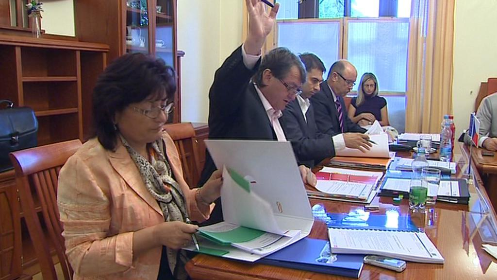 Bývalý výbor Regionální rady Severozápad