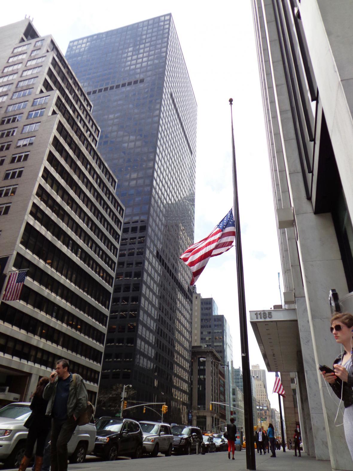 Ulice New Yorku