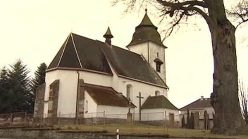 Číhošťský kostel