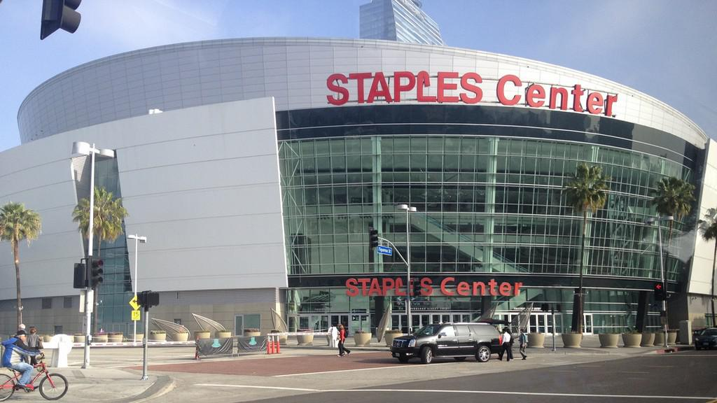 Multifunkční hala Staples Center