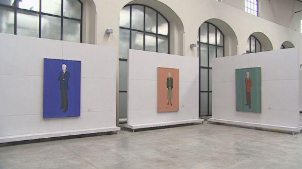 Wannieck Gallery / výstava děl Tomáše Císařovského