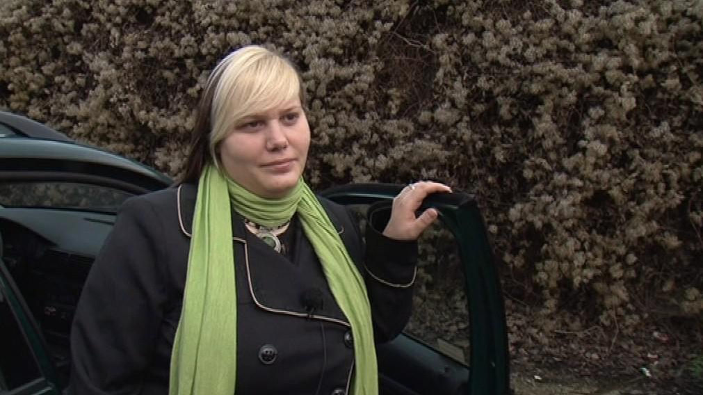 Lenka Šimková nakonec získala své auto i bez složení kauce