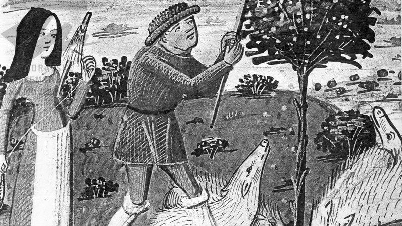 Výstava Bystřec - založení, život a zánik středověké vsi