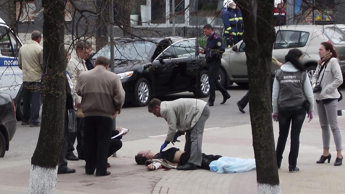 Střelba v Belgorodě